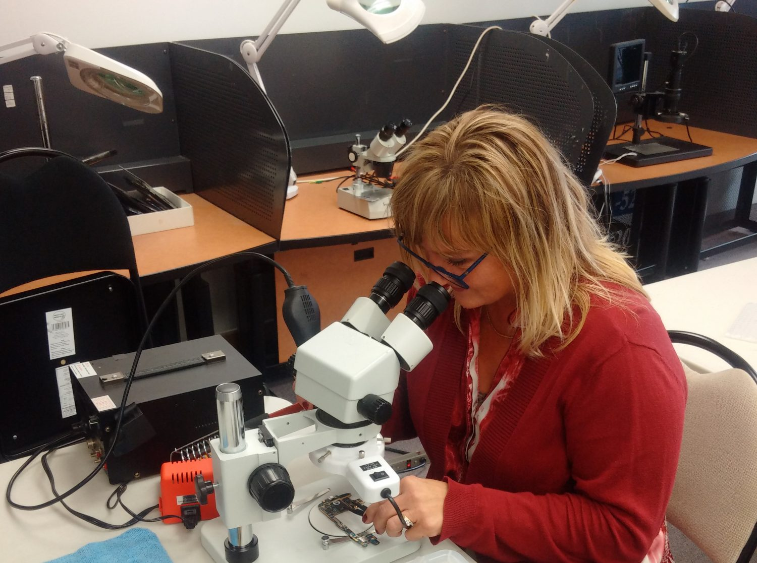 Mobile Phone Repair Technician Training Cell Phone Course Classes